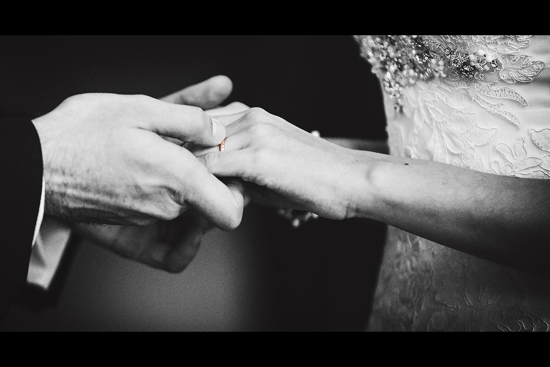 exchange of rings married at last