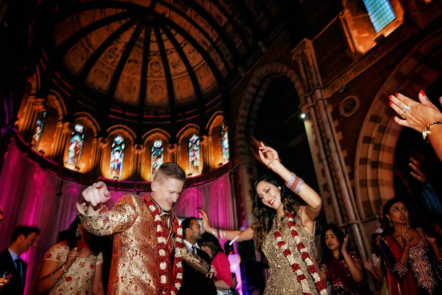 wedding party Leicester