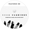 BoHo wedding blog featured