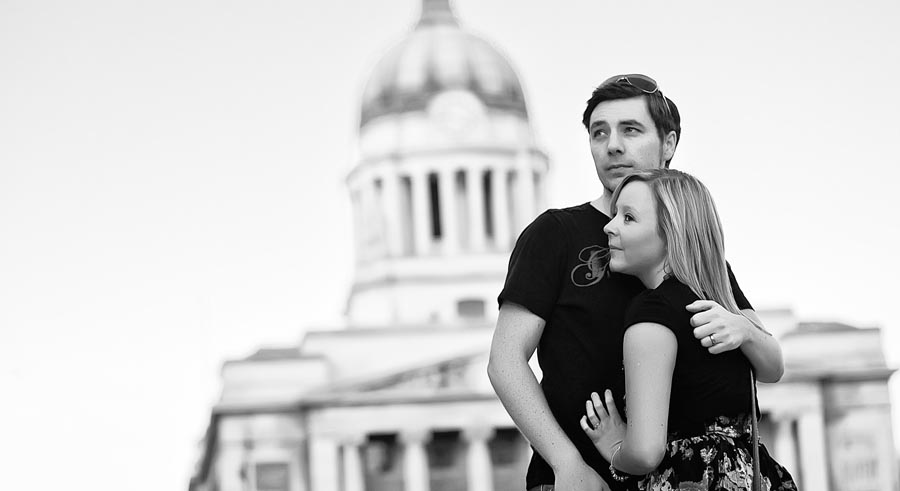 engagement-session-nottingham-market-square