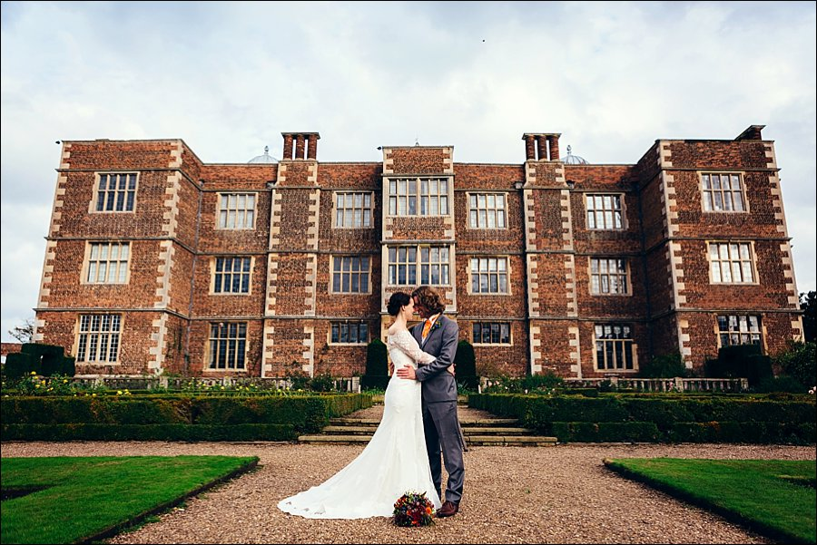 Doddington Hall Wedding
