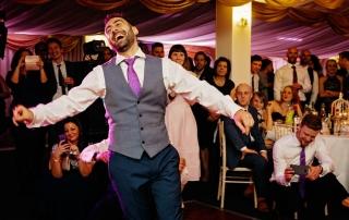 Greek Dancing at the Goosedale
