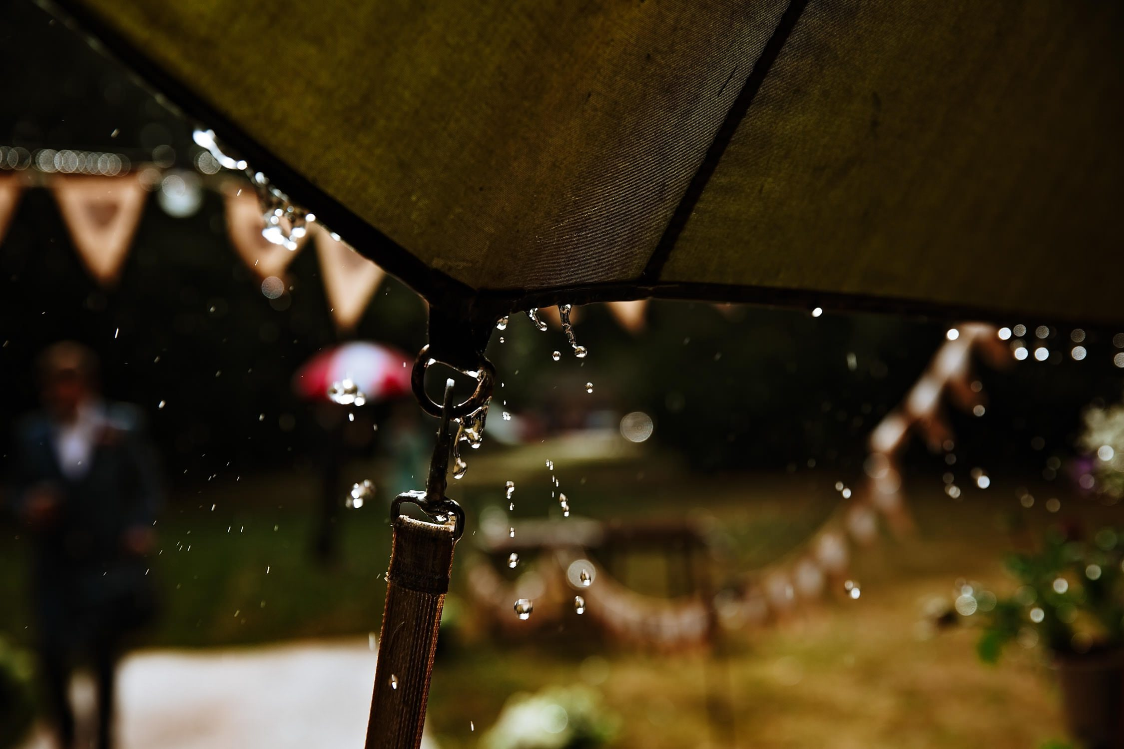 rain in the tipi details