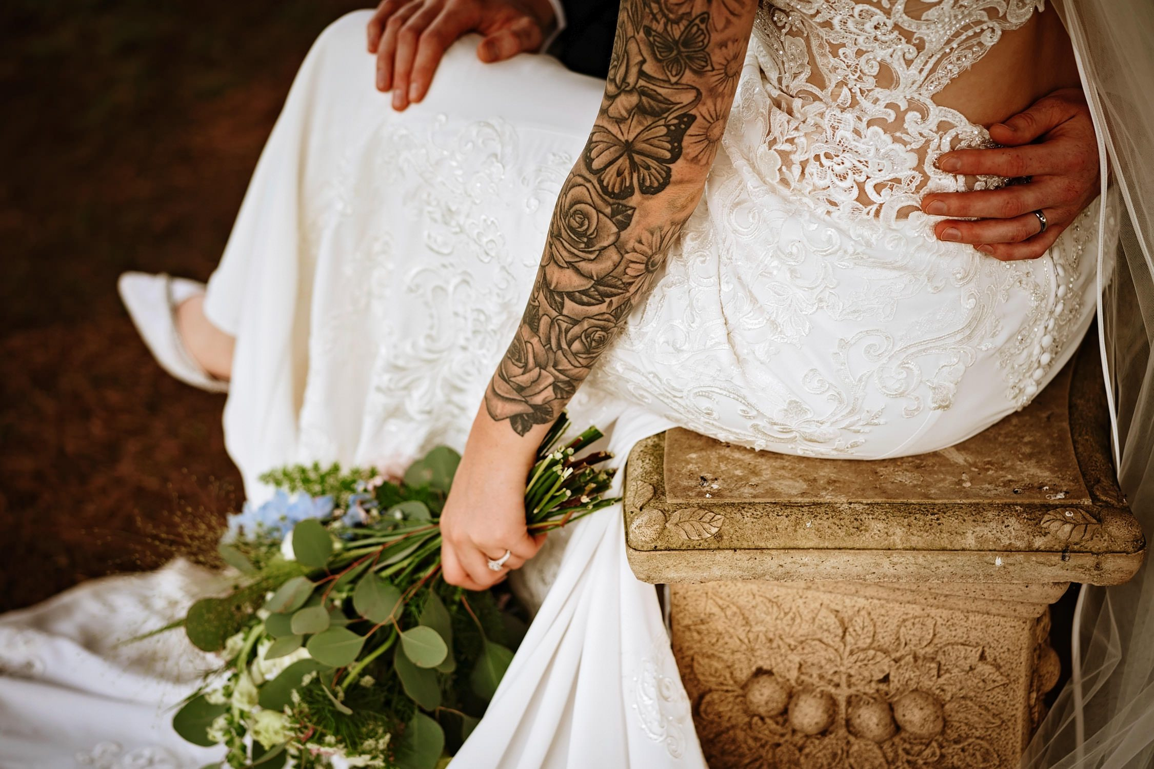 wedding tattoo nottingham