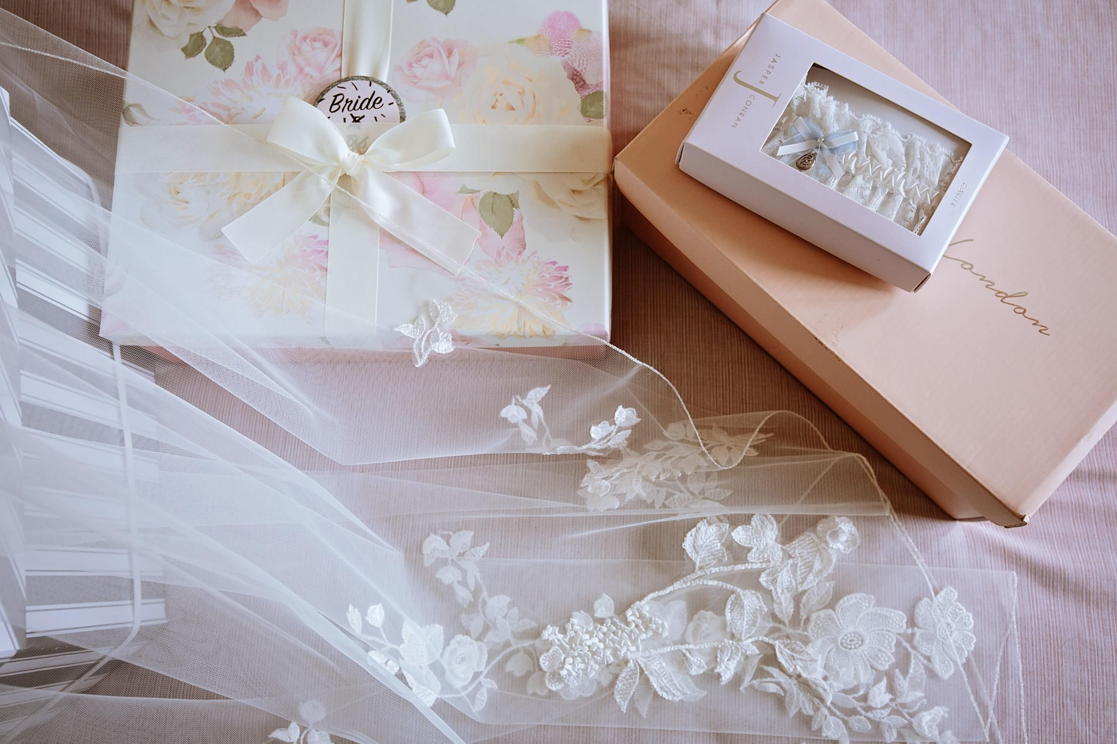 a collection of wedding bridal bits